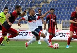 Mersin İdman Yurdu - Eskişehirspor: 0-4