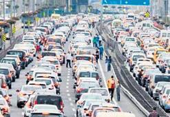 Altunizade kavşağı 2 gün trafiğe kapalı