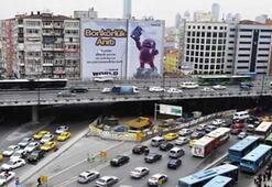 Mecidiyeköyde trafik akışı 5 Marttan itibaren değişiyor