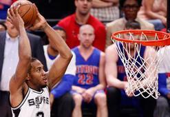 San Antonio Spurs, Detroit Pistonsu yenerek play-offu garantiledi