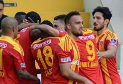 Kayserispor-Aytemiz Alanyaspor: 3-0