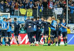 Hoffenheim-Eintracht Frankfurt: 1-0