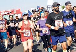 İstanbul'da festival tadında maraton