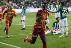 Bursaspor - Galatasaray: 0-5 / İşte maçın özeti