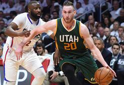 Clippersı 7. maçta yenen Utah Jazz, konferans yarı finaline yükseldi