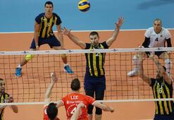 Fenerbahçe-Ziraat Bankası: 3-0