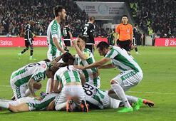 Beşiktaş verabschiedet aus dem Pokalrennen