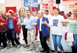 Karabağ'dan halaylı kutlama