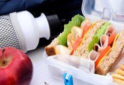 İlkokullar için örnek beslenme çantası
