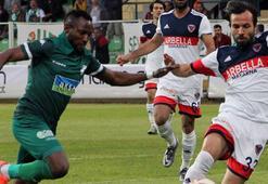 Giresunspor-Mersin İdmanyurdu: 1-0