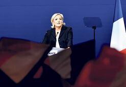 Le Pen'e 'kopya' suçlaması
