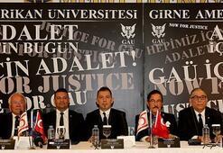 GAÜ'den 'adalet istiyoruz' çıkışı