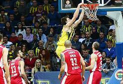 Fenerbahçe - Kızılyıldız Telekom: 72-65