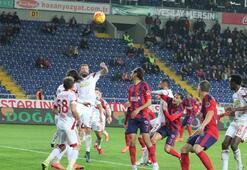 Mersin İdman Yurdu - Medicana Sivasspor: 1-0