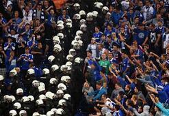 Polisten Schalkeye boykot