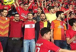 Ersan'ı Galatasaraylılar yalnız bırakmadı