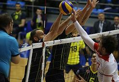 Fenerbahçe - Maliye Piyango: 3-0