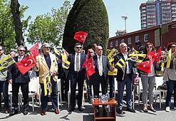 Fenerbahçede 110. yıl coşkusu