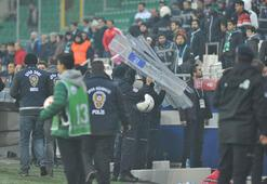 PFDKden Bursaspora ceza