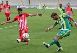 Şanlıurfaspor - Balıkesirspor: 2-3