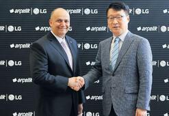 Arçelik ve LG milli klimada işi büyüttü