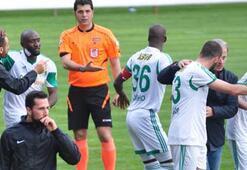 Denizlispor-Şanlıurfaspor: 0-2