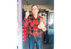 1200 gramlık kuzu göbeği mantarı