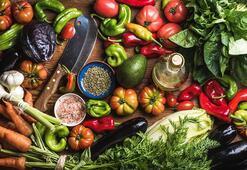Vejetaryen beslenmenin faydaları neler