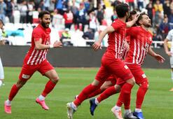 Sivas Belediyespor-Amed Sportif Faaliyetler: 1-1