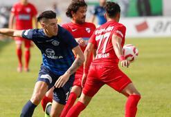 Boluspor-Adana Demirspor: 2-1