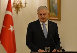Başbakan Binali Yıldırım:Terör koridorunu başlarına yıkacağız