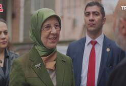 Aile Bakanı Sema Ramazanoğlu Baba Candıra konuk oldu