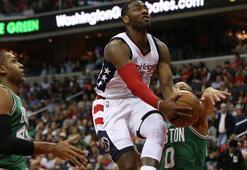 Washington Wizards serinin 3. maçında Boston Celticsi mağlup etti