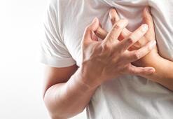 Göğüs ağrısının sebebi nedir