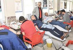 Kan bağışı, ilk kez  2 milyonun üzerinde