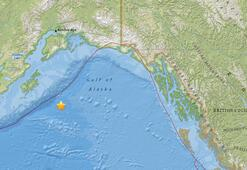 Son dakika... Alaska 7.9la sallandı