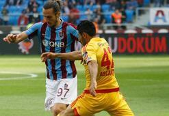 Trabzonspor - Kayserispor: 2-3