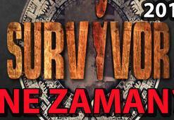 Survivor 2018 yarışmacıları kim - Survivor 2018 ne zaman başlayacak
