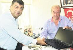 Köy muhtarlarına  teknolojik destek