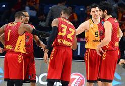 Galatasaray Odeabank İspanyada parkeye çıkacak