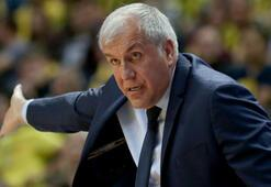 Obradovic: Çok iyi bir maç oynadık