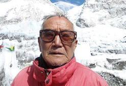 En yaşlı dağcı rekoru için öldü