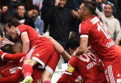 Sivasspor - Bandırmaspor: 3-0