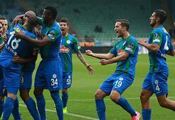Çaykur Rizespor-Bursaspor: 6-0