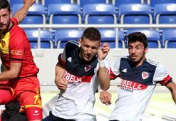 TFF 1. Ligde  küme düşen ilk takım Mersin İdmanyurdu oldu