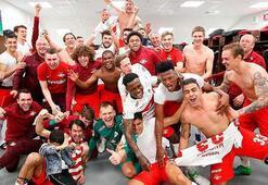 Rusyada şampiyon Spartak Moskova
