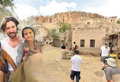 Terk edilmiş köy canlandı
