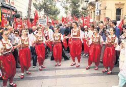 Hıdırellez, Balkan müziğiyle şenlendi