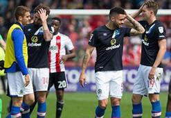 Blackburn Rovers 3. Lige düştü