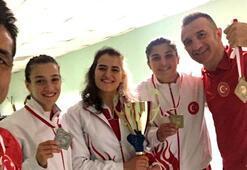 Kadın Milli Boks Takımı, Polonyada 1 altın ve 1 gümüş madalya kazandı